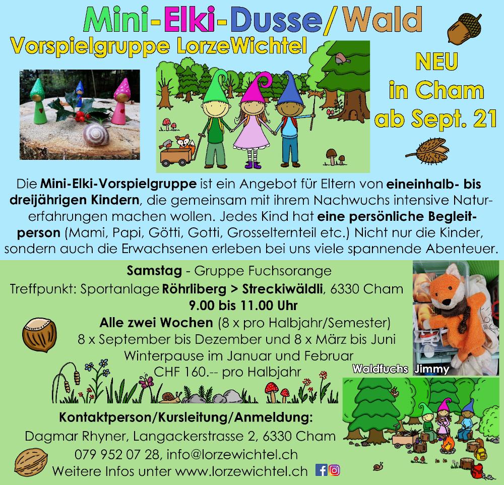 Mini Elki Flyer